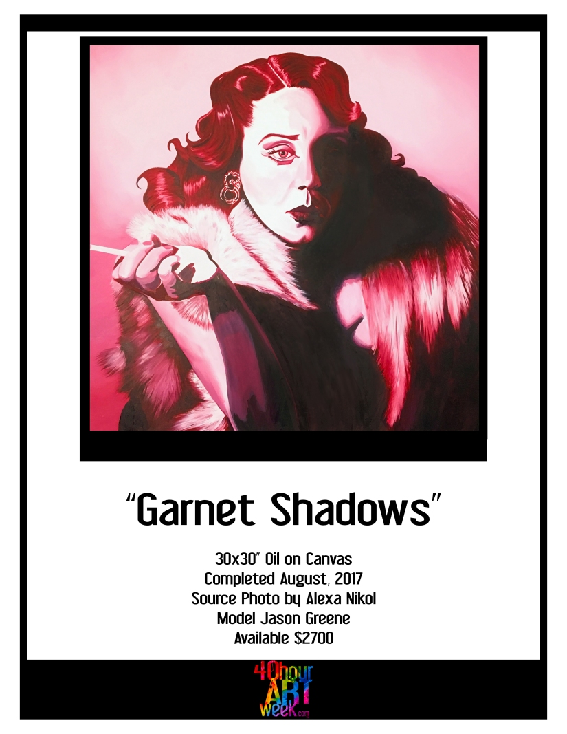 garnet portfolio sheets